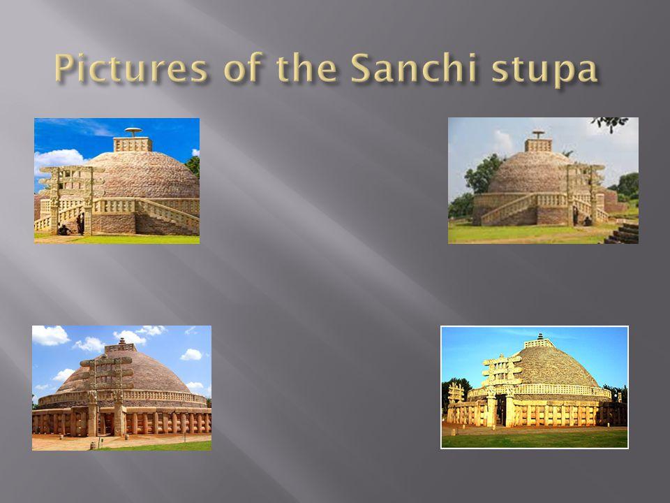Sanchi Stupa is located in Sanchi state of Madhya Pradesh.