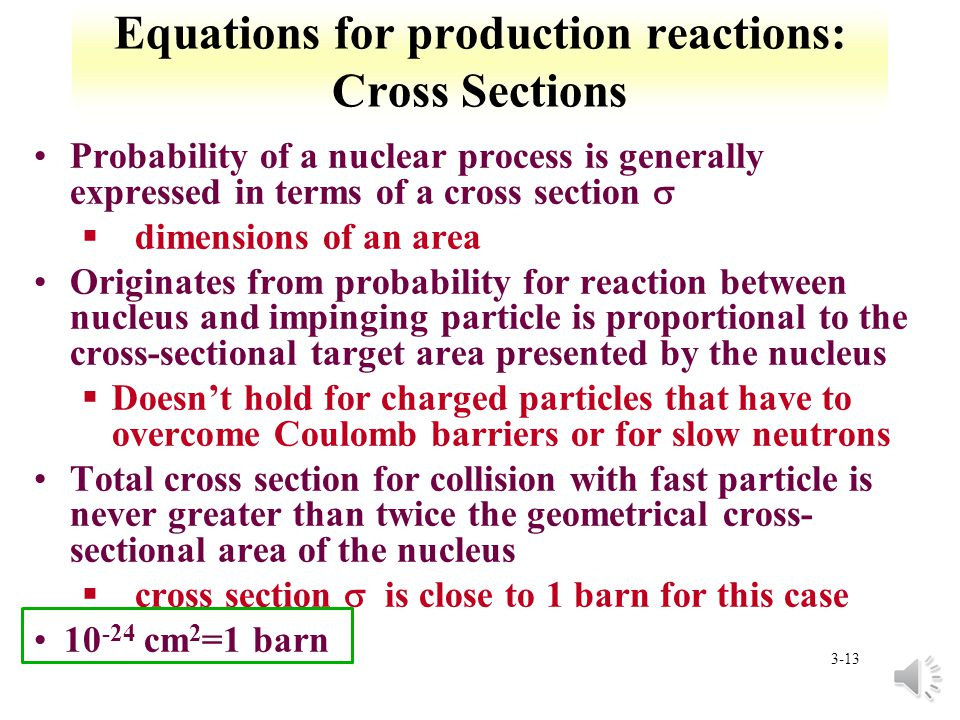 3-12 Equations can be used to evaluate radionuclide activity and dose over time