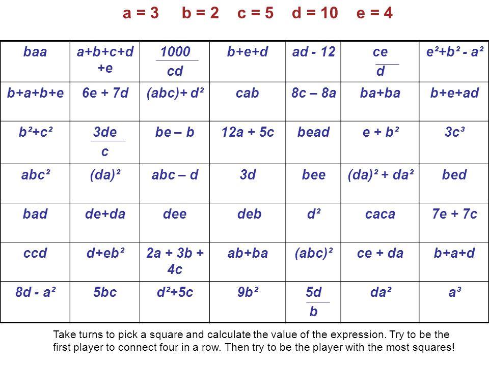 baaa+b+c+d +e 1000 cd b+e+dad - 12ce d e²+b² - a² b+a+b+e6e + 7d(abc)+ d²cab8c – 8aba+bab+e+ad b²+c²3de c be – b12a + 5cbeade + b²3c³ abc²(da)²abc – d