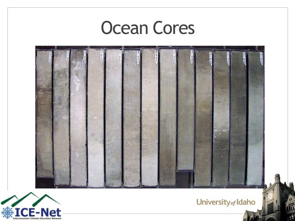 Ocean Cores