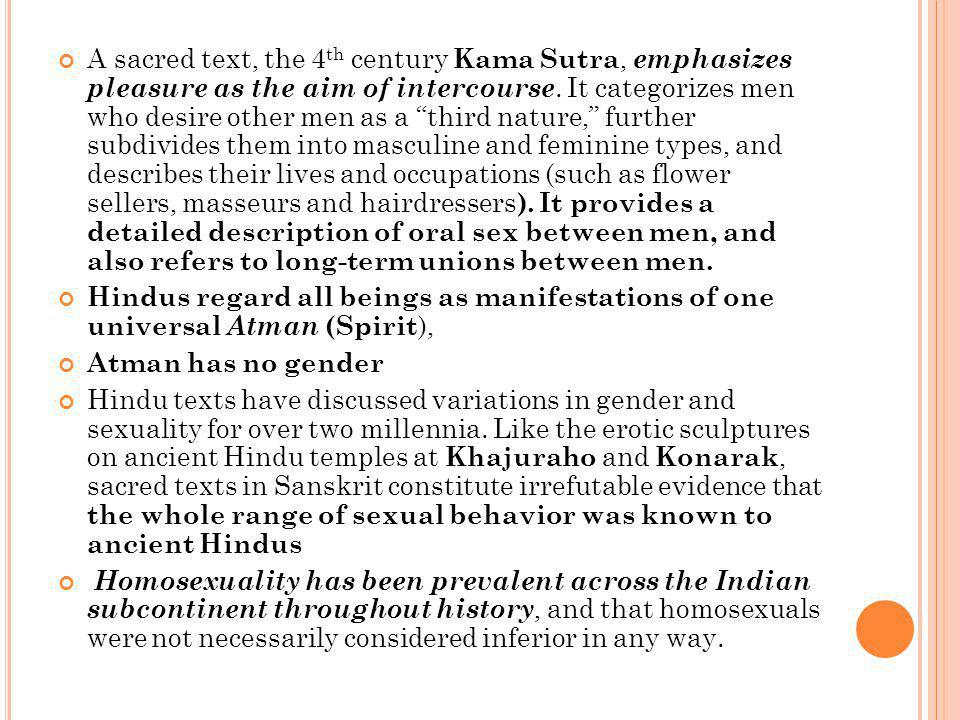When Europeans arrived in India, they were shocked by Hinduism, which they termed idolatrous, and by the range of sexual practices, including same-sex relations, which they labeled licentious.