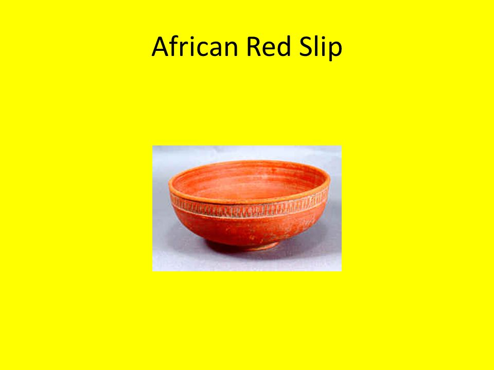 African Red Slip