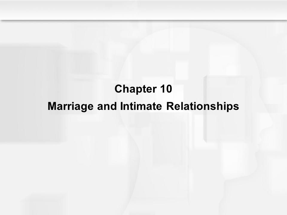 Alternative Relationship Lifestyles, continued Remaining single, continued –Compared to married people, singles do exhibit slightly worse mental and physical health and rate themselves as less happy.
