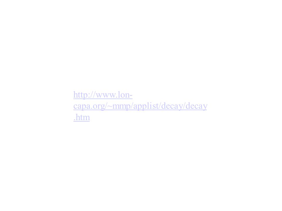 http://www.lon- capa.org/~mmp/applist/decay/decay.htm