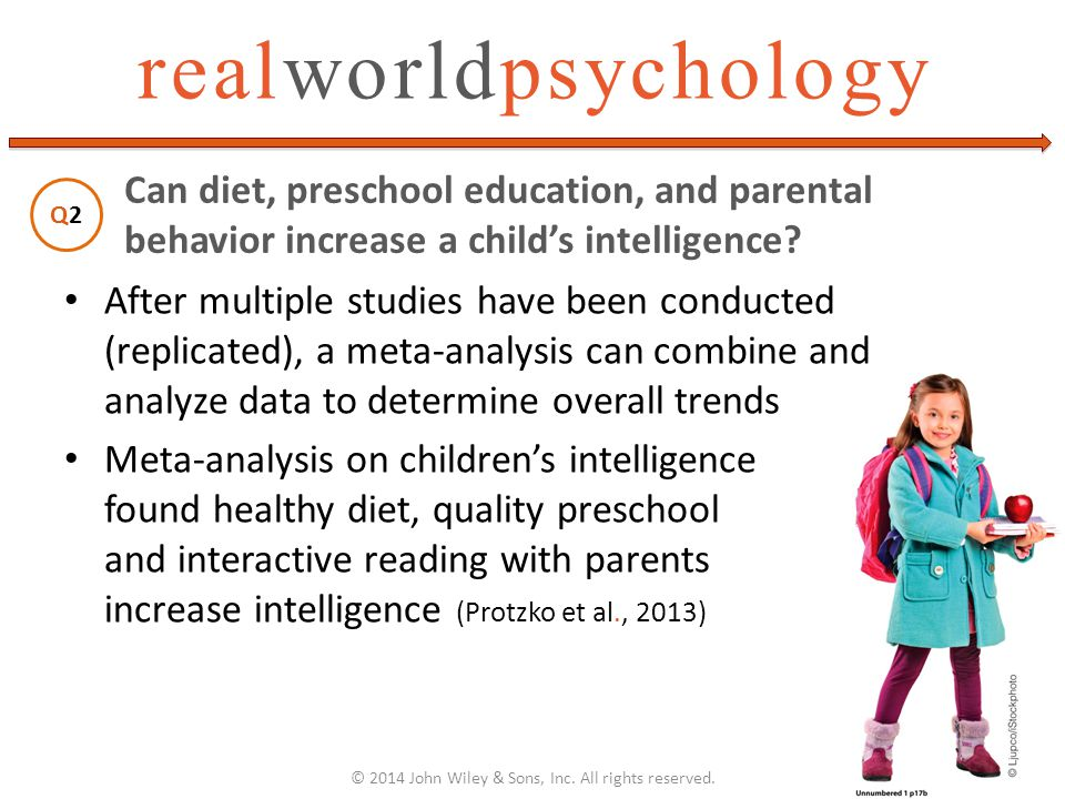 realworldpsychology After multiple studies have been conducted (replicated), a meta-analysis can combine and analyze data to determine overall trends