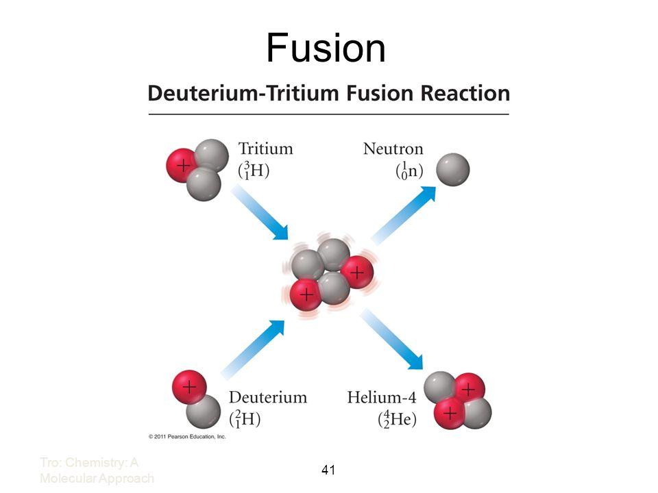Fusion 41 Tro: Chemistry: A Molecular Approach