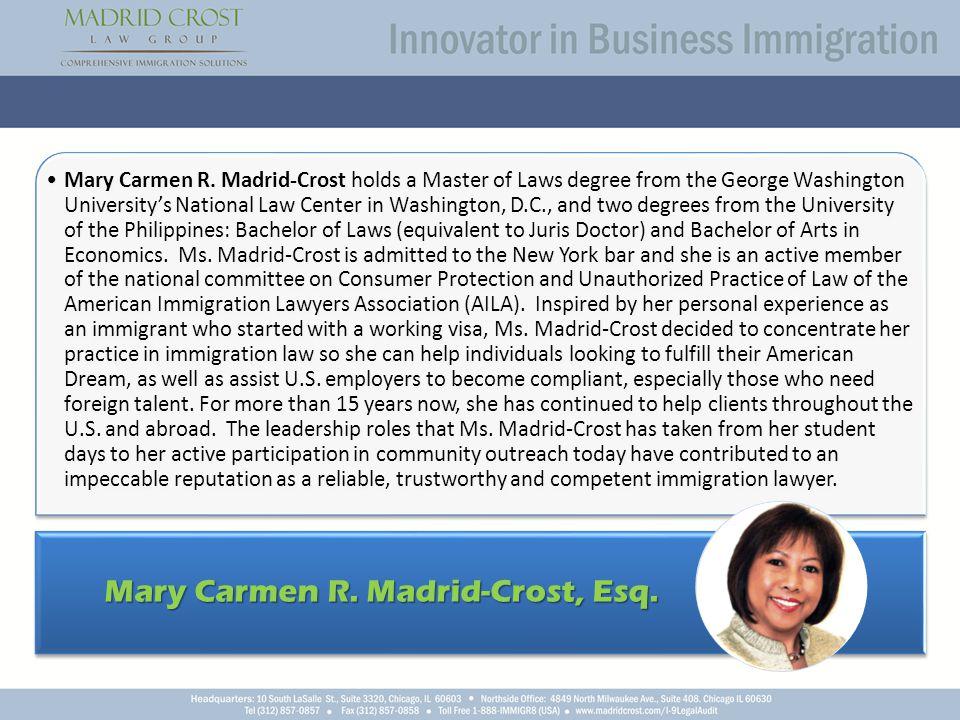 Mary Carmen R.