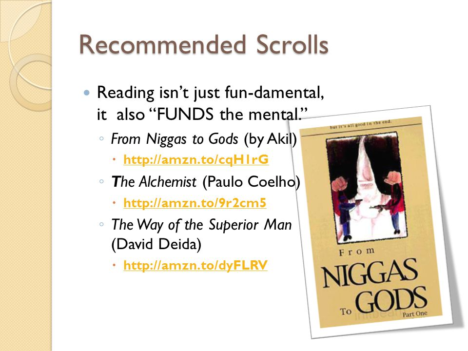 Recommended Scrolls Reading isnt just fun-damental, it also FUNDS the mental.