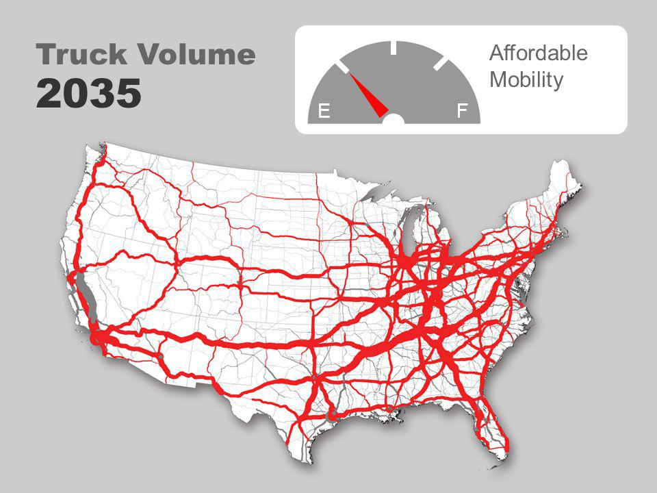 Truck Volume 2035 Affordable Mobility EF