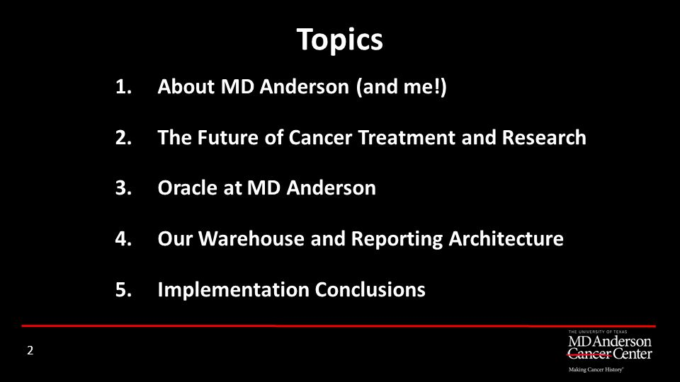 Assess GoldenGates viability toward MD Anderson Use Cases requiring Heterogeneous Data Replication, Flexible Data Deployment and Continuous Availability Determine ease-of-configuration, deployment, manageability and reliability of GoldenGate as implemented within the use cases Should GoldenGate handle these use cases convincingly, the POC will be considered as successful GoldenGate POC at MD Anderson – July 2012 73