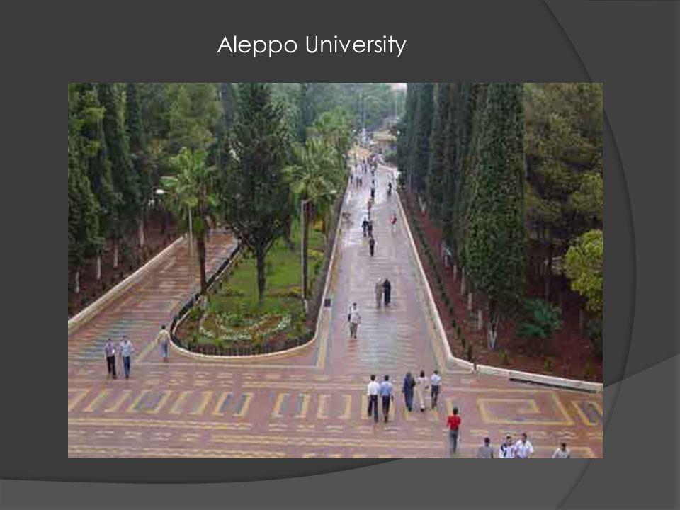 Aleppo University