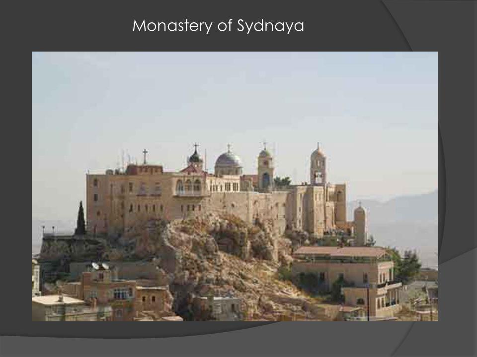 Monastery of Sydnaya