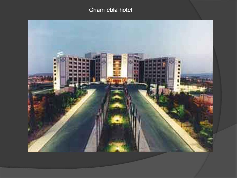 Cham ebla hotel