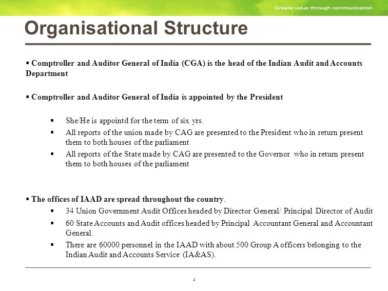 5 Organisational Structure ctd..