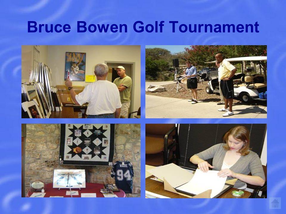 Bruce Bowen Golf Tournament