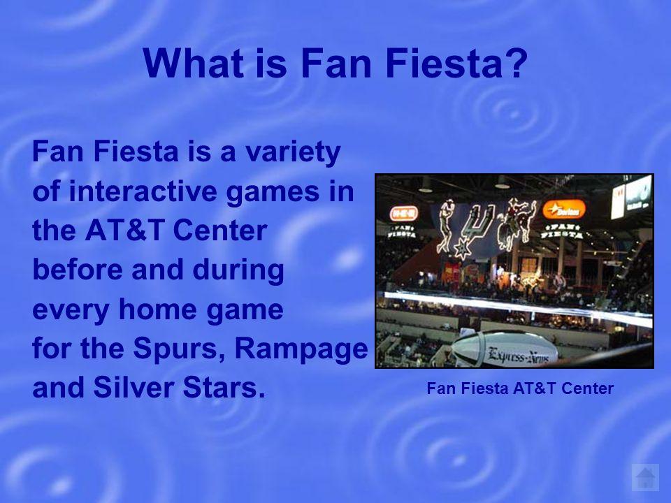 What is Fan Fiesta.