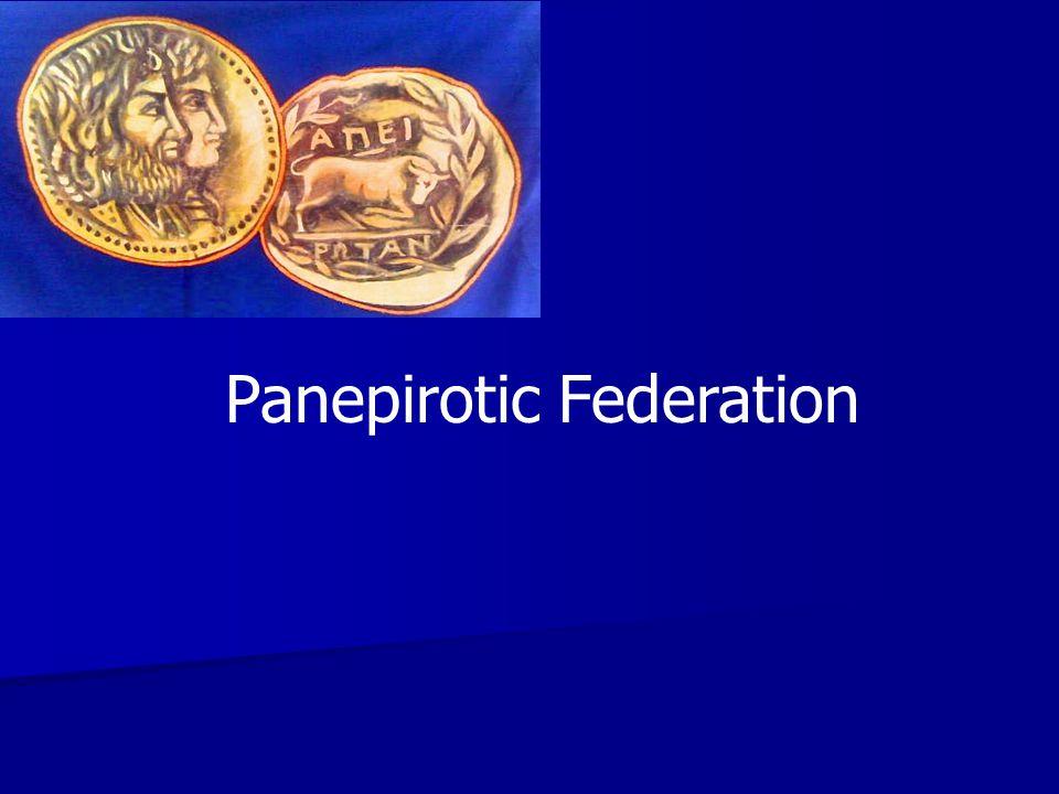 Panepirotic Federation of Panepirotic Federation of Panepirotic Federation