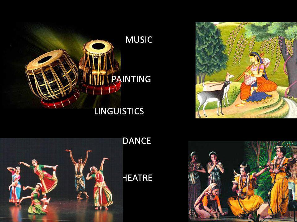 MUSIC PAINTING LINGUISTICS DANCE THEATRE MUSIC PAINTING LINGUISTICS DANCE THEATRE