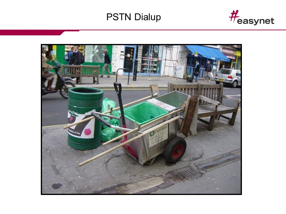 PSTN Dialup