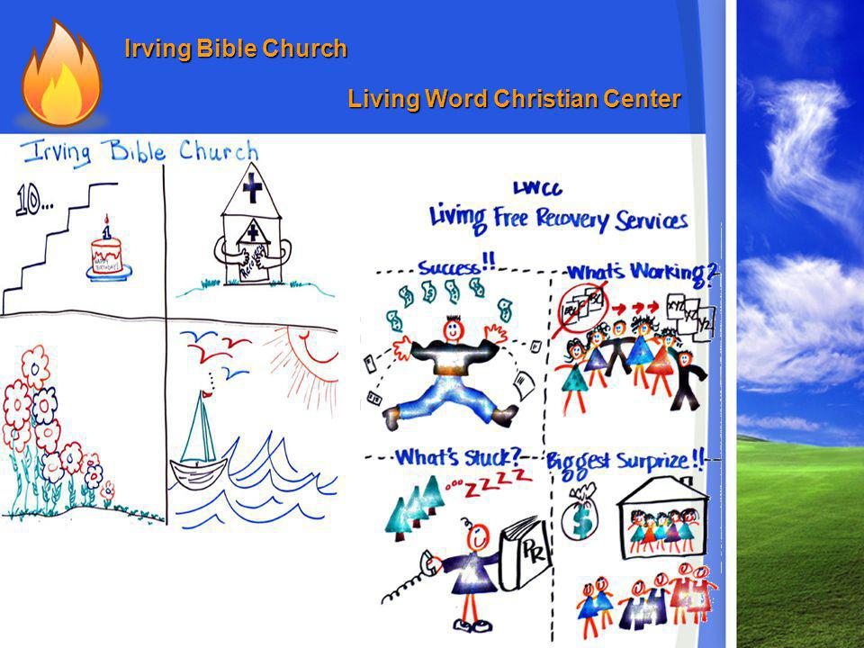 Irving Bible Church Living Word Christian Center