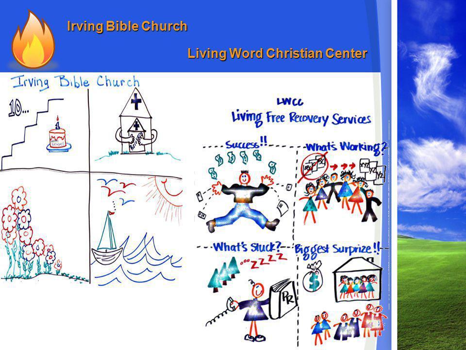 Irving Bible Church Living Word Christian Center