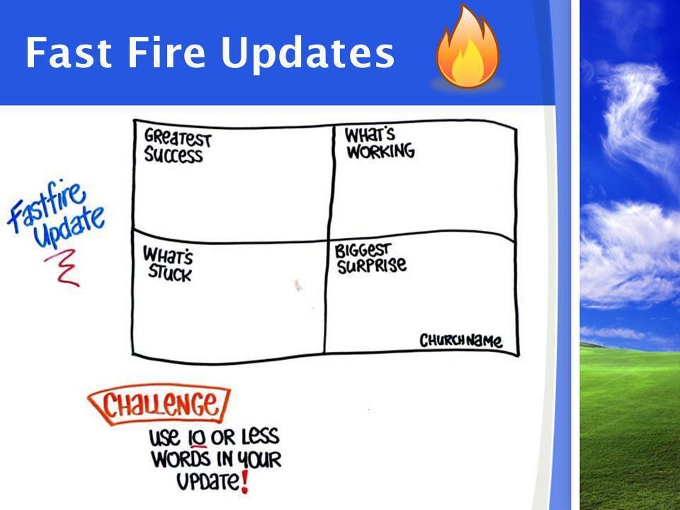 Fast Fire Updates