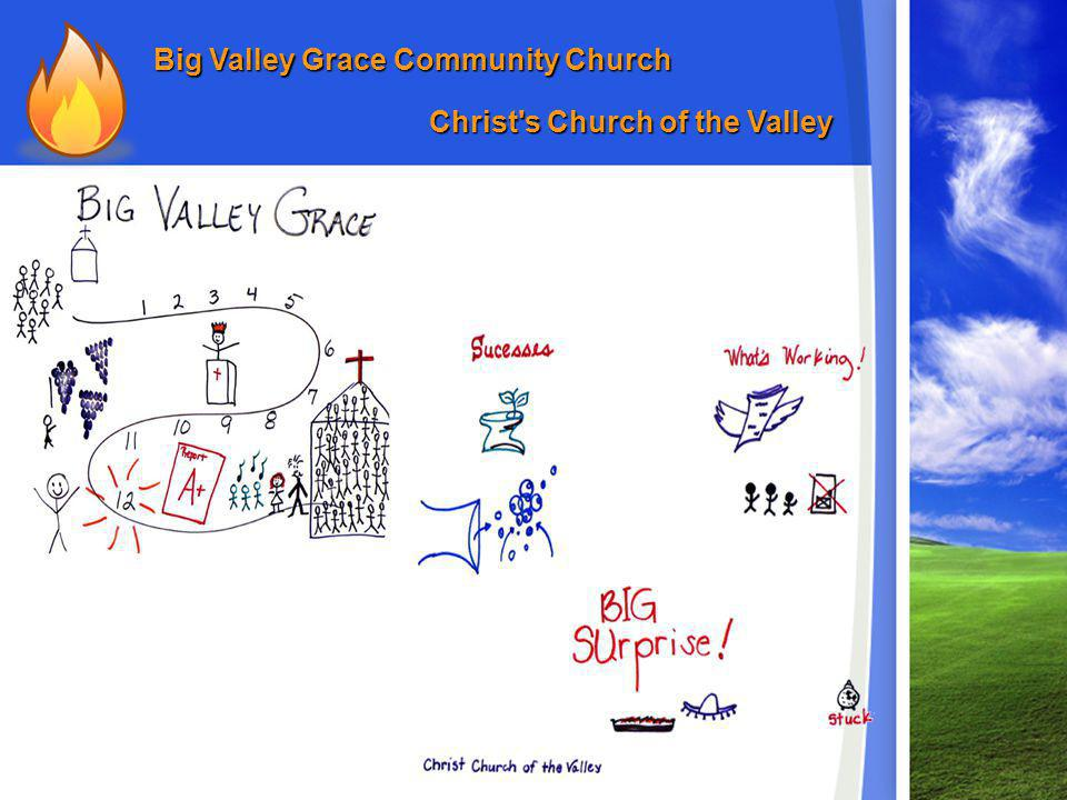 Big Valley Grace Community Church Christ's Church of the Valley