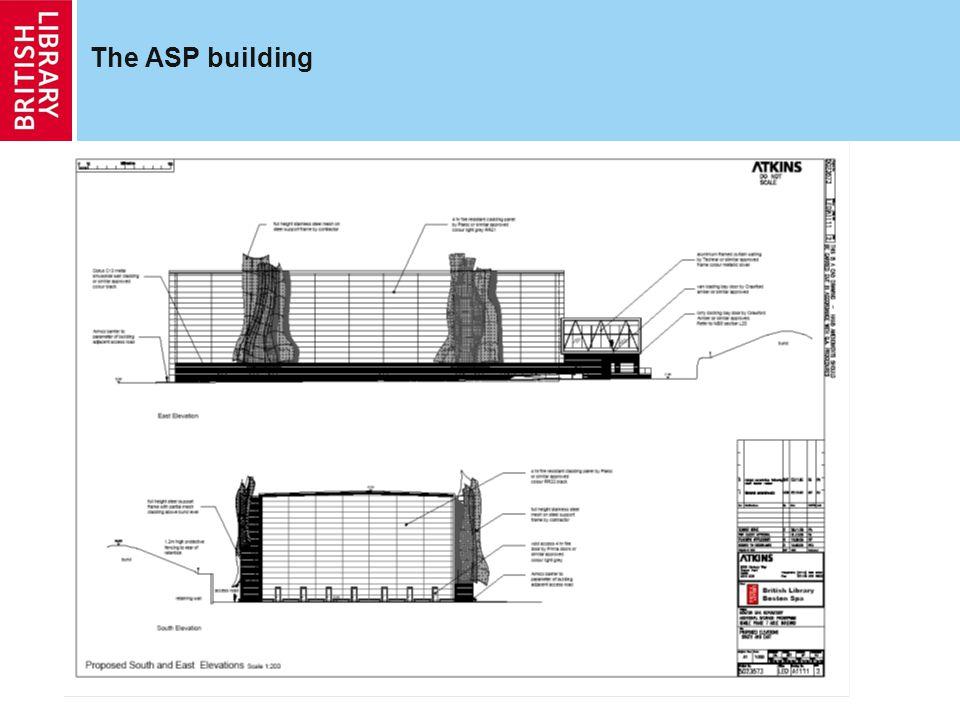 The ASP building