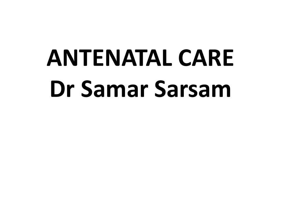 ANTENATAL VISIT IN SECOND HALF OF PREGNANCY Asses maternal health Fetal growth and well being Dealing with any complication as hypertension, ante partum hge.
