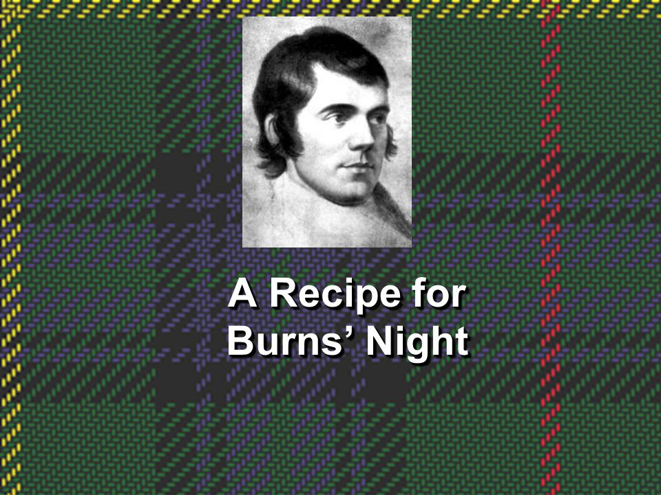Robert Burns Born on 25th January 1759 in A lloway, Ayrshire, to William Burness, a poor tenant farmer, and Agnes Broun, Robert Burns was the eldest of seven.