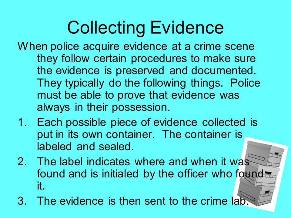 Assignment #2 Choose any one career in forensics or crime investigation.