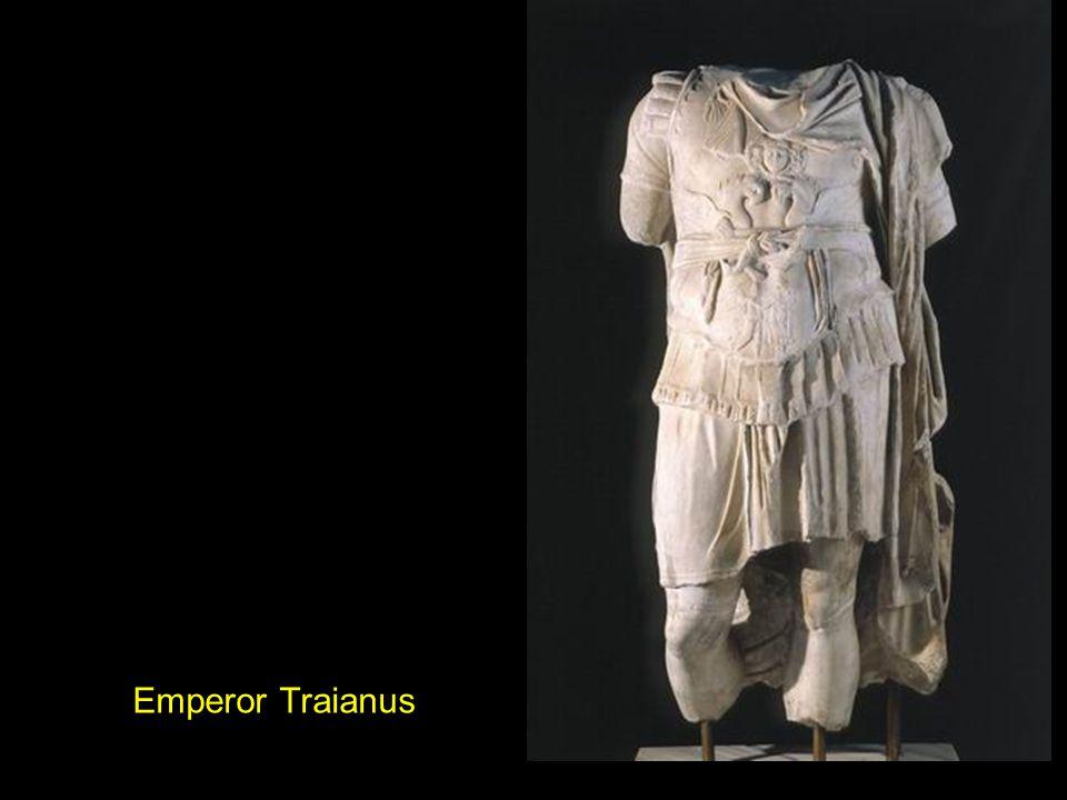 Emperor Traianus
