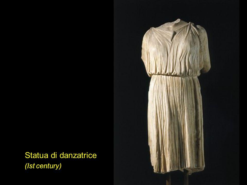 Statua di danzatrice (Ist century)