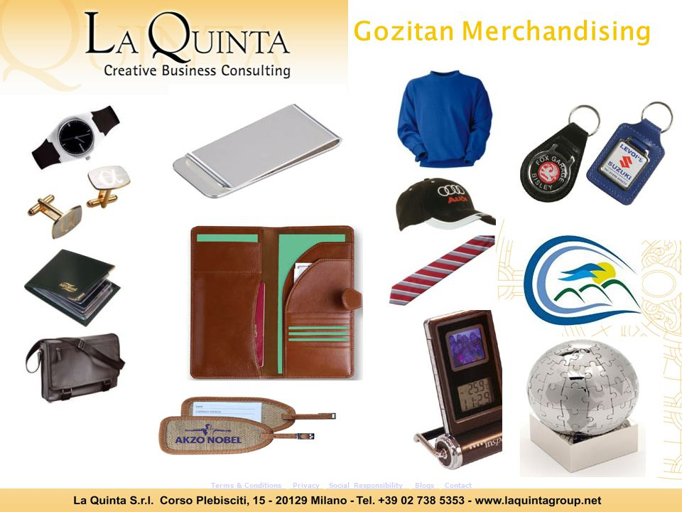 Gozitan Merchandising Terms & Conditions Terms & Conditions | Privacy | Social Responsibility | Blogs | Contact Privacy Social Responsibility Blogs Contact