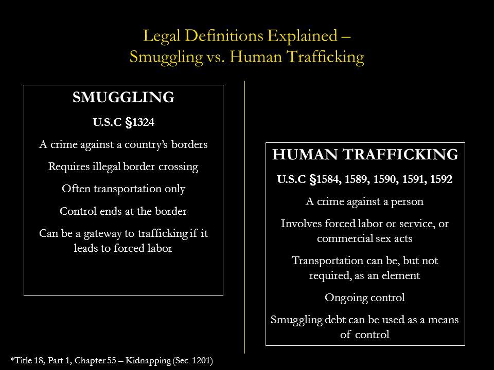 Legal Definitions Explained – Sexual Assault vs.