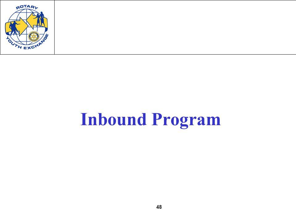 48 Inbound Program