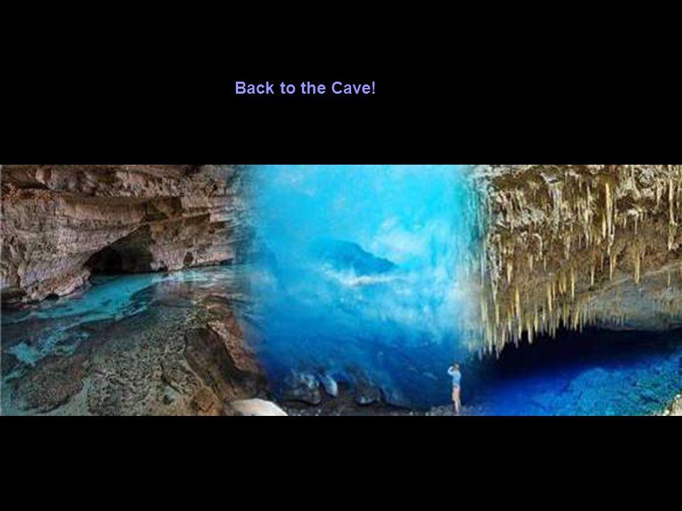 Caves: The World Beneath the World.