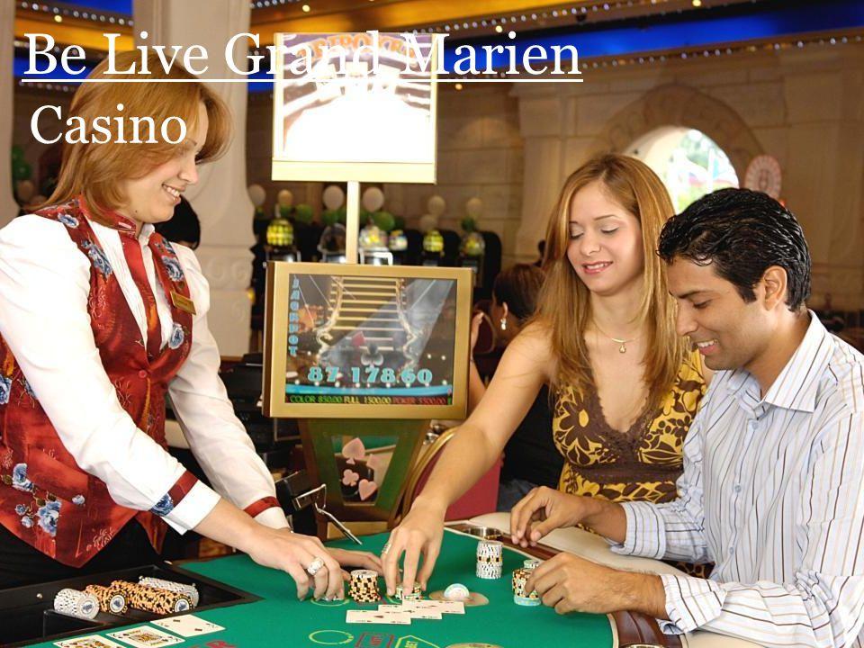 Casino Be Live Grand Marien
