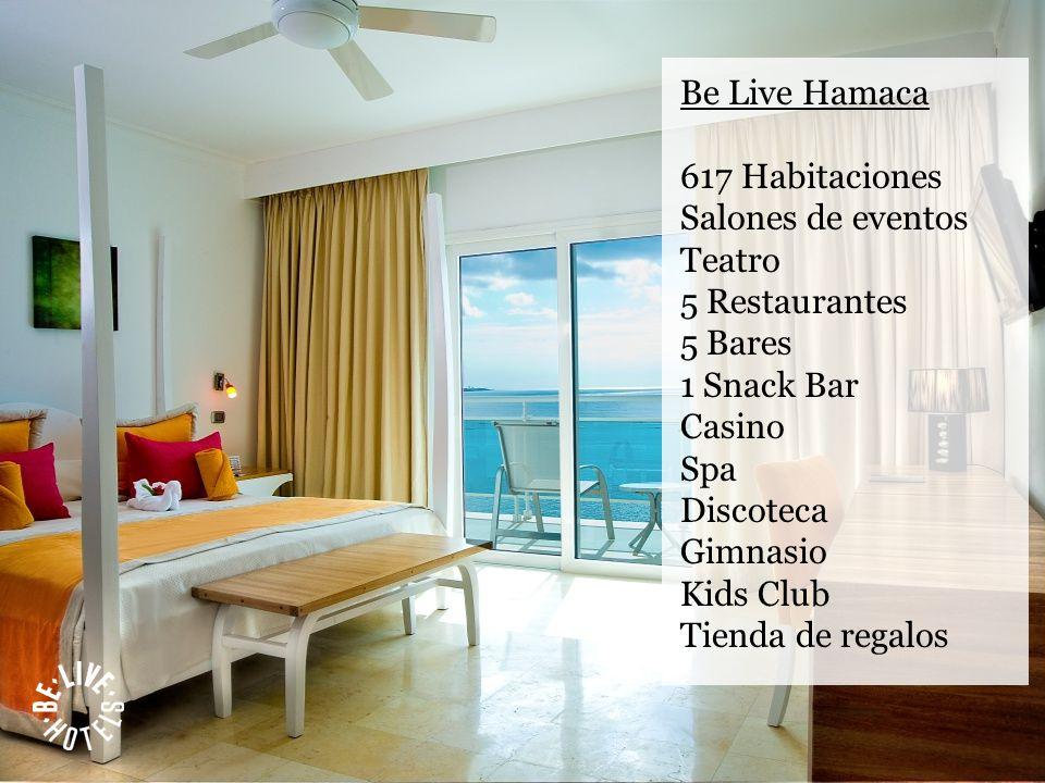 617 Habitaciones Salones de eventos Teatro 5 Restaurantes 5 Bares 1 Snack Bar Casino Spa Discoteca Gimnasio Kids Club Tienda de regalos
