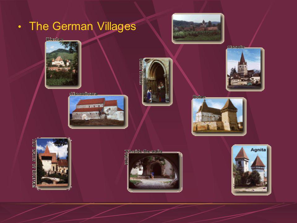 The German Villages