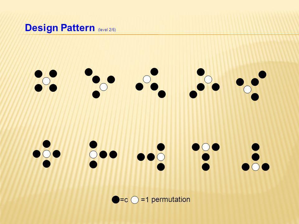 =0 Design Pattern (level 2/6)