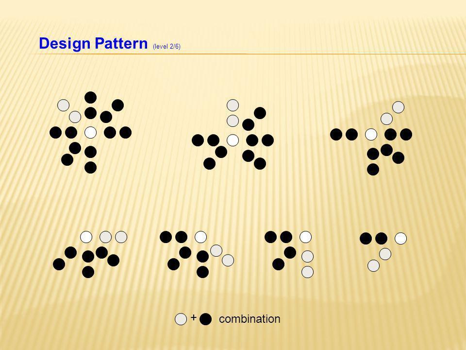 Design Pattern (level 3/6) =0