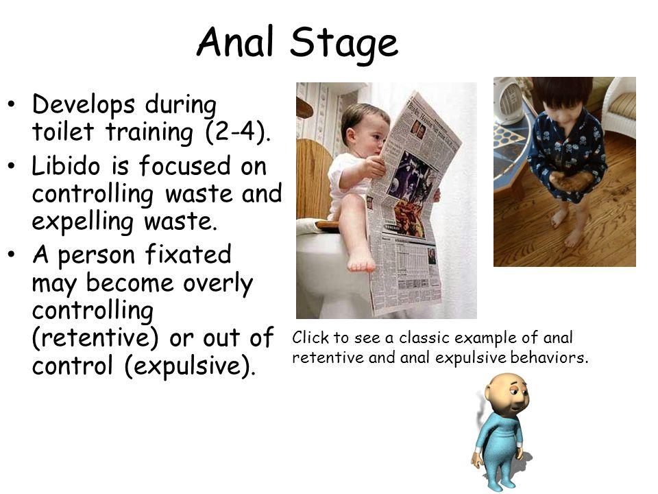 Phallic Stage Children first recognize their gender (4-7).