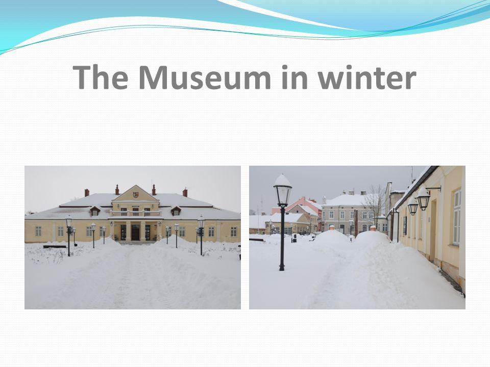 The Museum of Leżajsk, former primary school No 4
