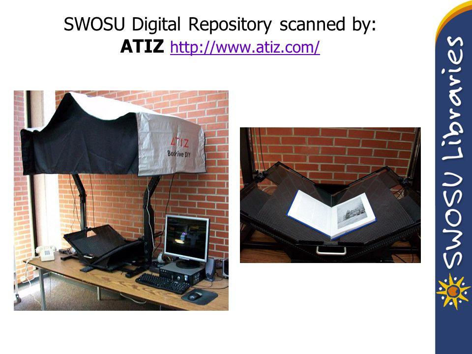 SWOSU Digital Repository scanned by: ATIZ http://www.atiz.com/ http://www.atiz.com/