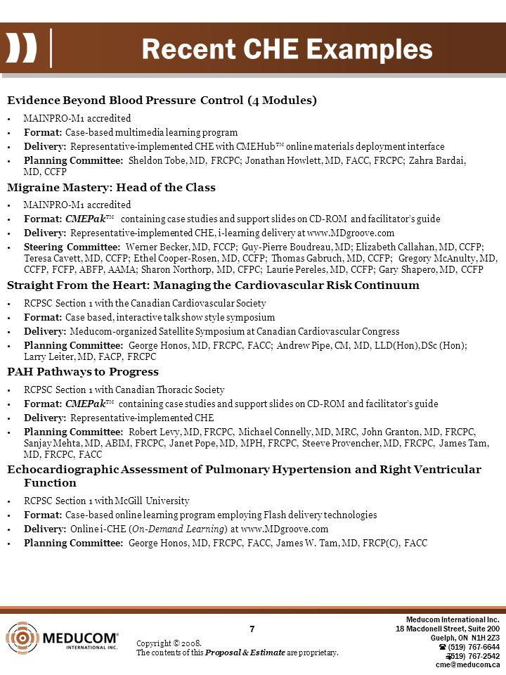 Meducom International Inc.