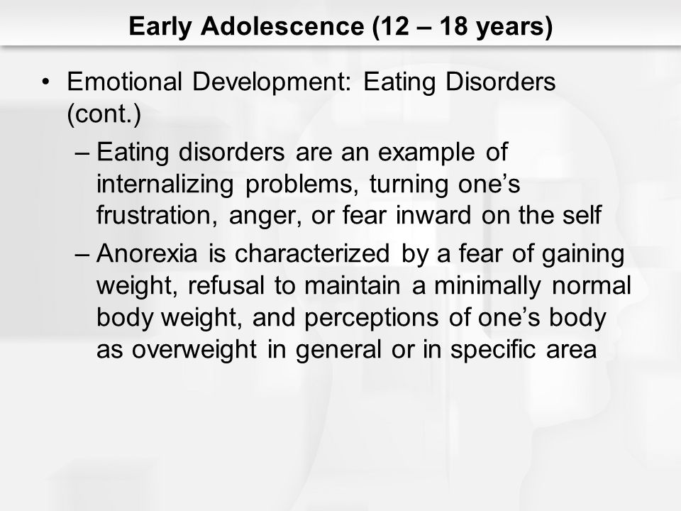 eating disorders adolescence essay The current article is designed to provide you with more information about the nature of eating disorders, their causes introduction to eating disorders.