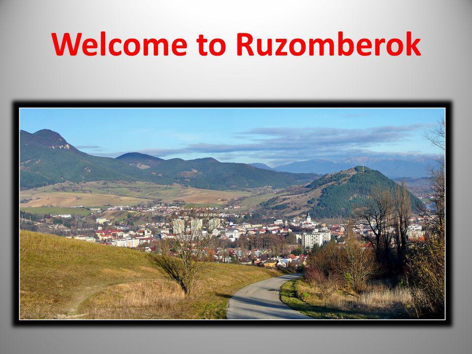 Welcome to Ruzomberok