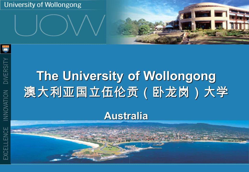 Contact Details Prof.Tim Marchant, Dean of Research, tim_marchant@uow.edu.au Ms.
