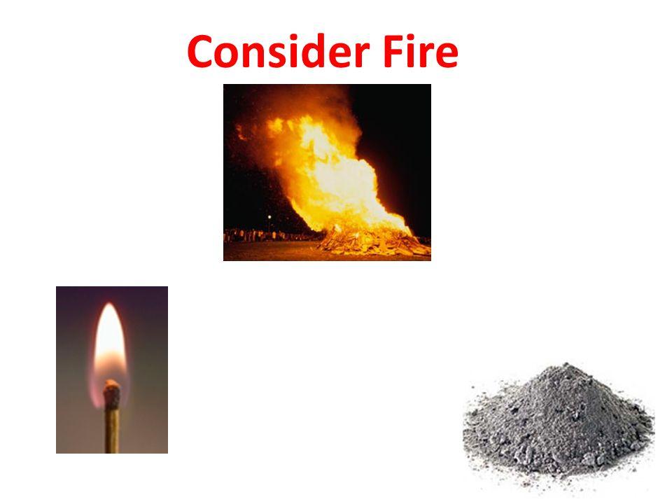 Consider Fire